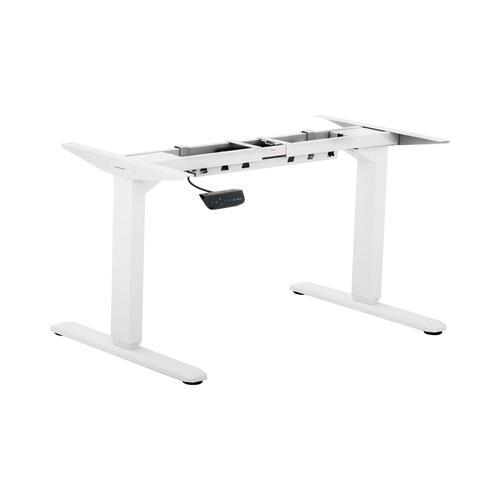 Fromm & Starck Höhenverstellbares Schreibtischgestell - 200 W - 100 kg - weiß STAR_ATFE_03