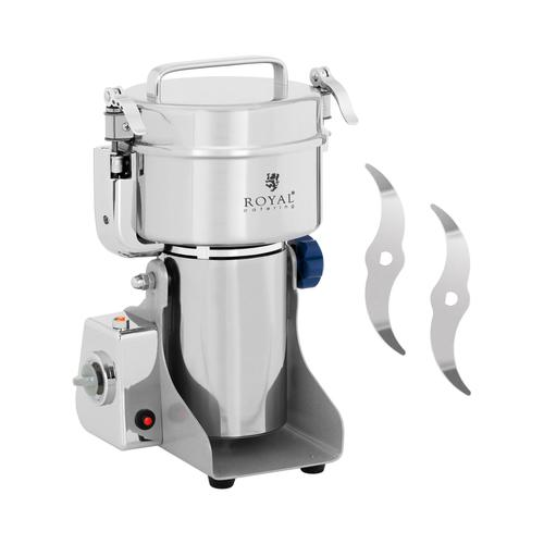 Royal Catering Gewürzmühle elektrisch - 800 g - 2.400 W RCMZ-800