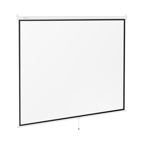 Fromm & Starck Beamerleinwand - 312,8 x 239 cm - 4:3 STAR_RS150M43_01