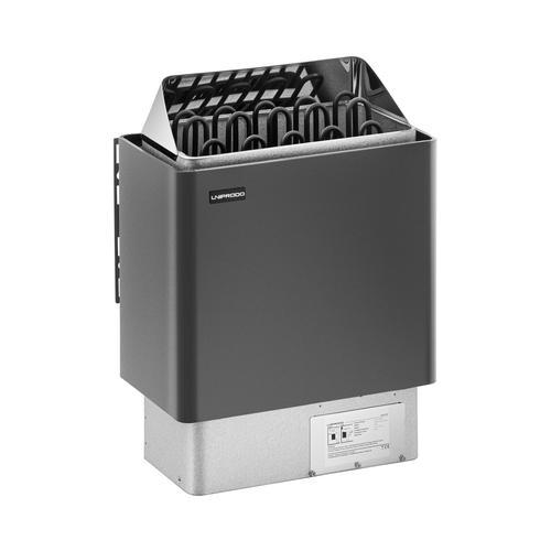 Uniprodo Saunaofen - 9 kW - 30 bis 110 °C UNI_SAUNA_G9.0KW