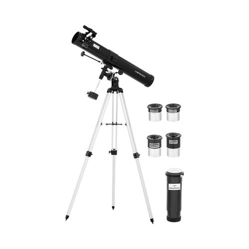 Uniprodo Teleskop - Ø 76 mm - 900 mm - Tripod-Stativ UNI_TELESCOPE_10