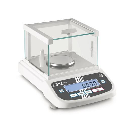 KERN Analysenwaage Max 120 g / 0,1 mg ADB 600-C3