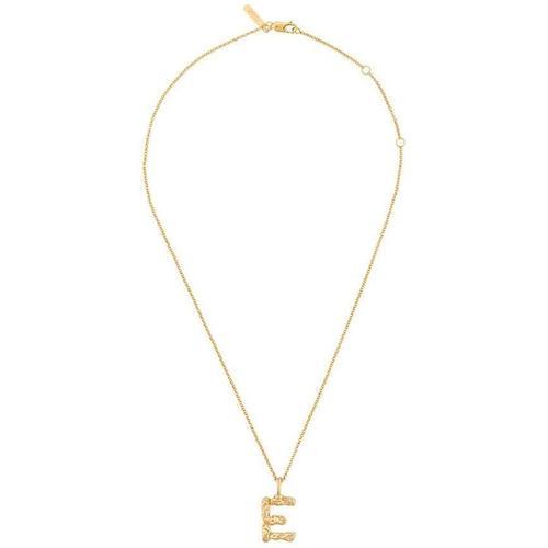 Chloé Halskette mit Buchstaben-Anhänger