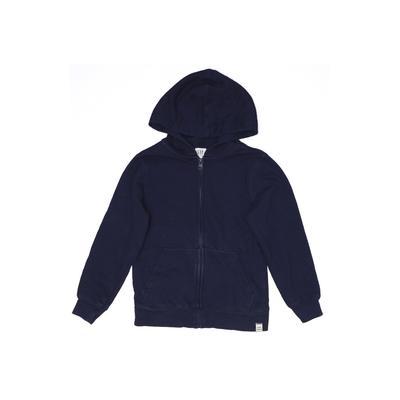 Gap Kids Zip Up Hoodie: Blue Top...