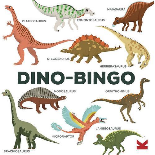 JAKO-O Dino-Bingo, bunt