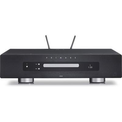 Primare CD35 Prisma Black CD player with Prisma control