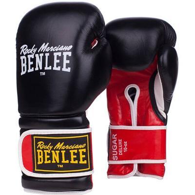 BENLEE Boxhandschuhe aus Leder S...