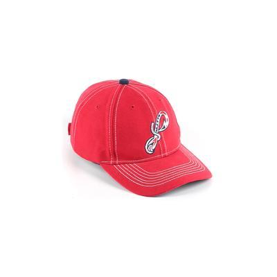 Melonwear Baseball Cap: Red Accessories