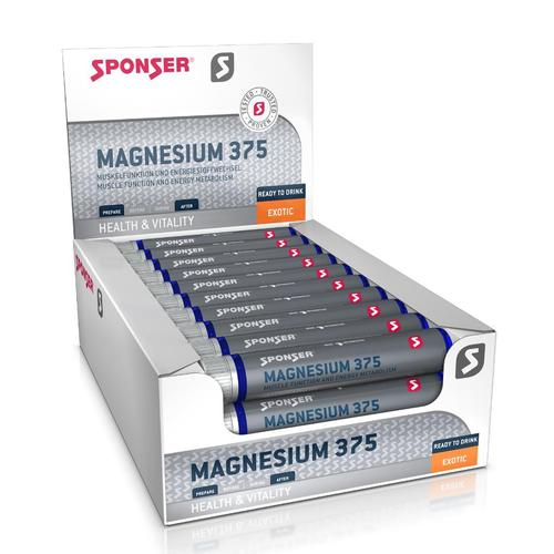 Sponser Magnesium 375 Ernährung Herren,Damen