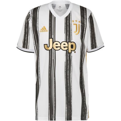 adidas Juventus Turin 20/21 Heim Trikot Herren in white, Größe XL