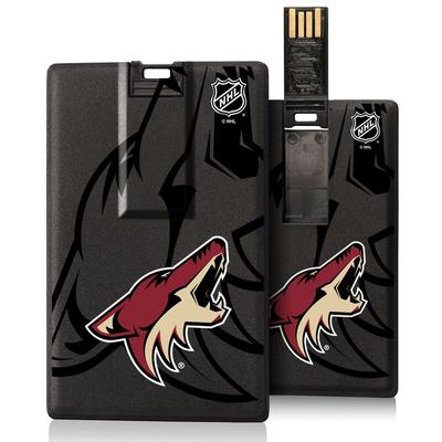 """Arizona Coyotes Credit Card USB Drive"""