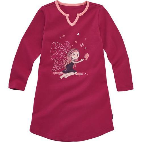 Nachthemd Elfe, pink, Gr. 116/122