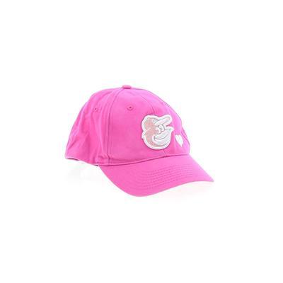 47 Brand Baseball Cap: Pink Soli...