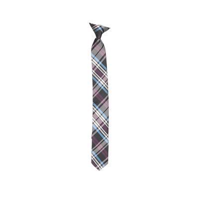 Necktie: Black Plaid Accessories