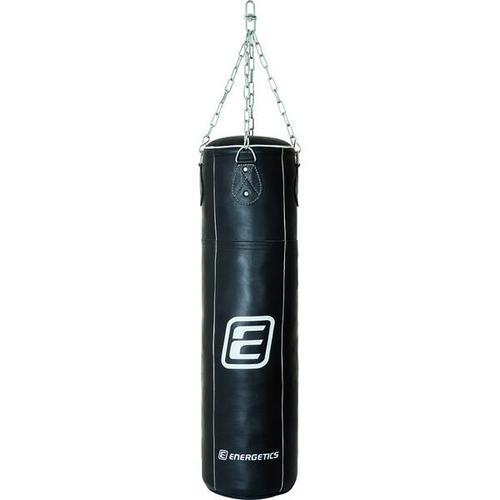 ENERGETICS Boxsack Leder TN 108 cm, Größe - in Schwarz/Weiß