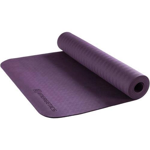 ENERGETICS Fitnessmatte / Yogamatte, Größe ONE SIZE in Lila