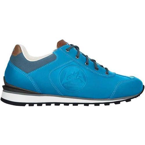 LOWA Damen Sneaker TEGERNSEE Ws, Größe 38 in Blau