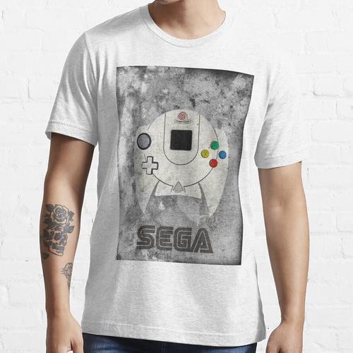 Retro Gaming Controller Dreamcast Essential T-Shirt