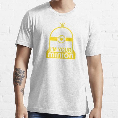 Ich bin dein Minion (Minions) Essential T-Shirt