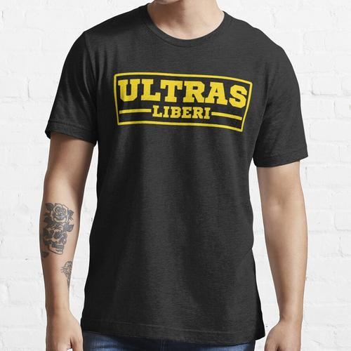 Ultras Liberi Aufkleber Essential T-Shirt