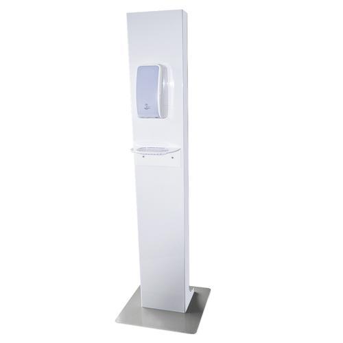 Hygiene Tower mit Sensor für 1L Kartusche