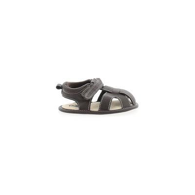 Assorted Brands Sandals: Brown S...