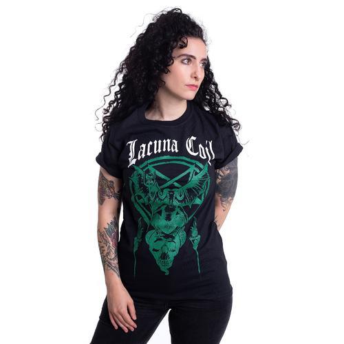 Lacuna Coil - Evil - - T-Shirts