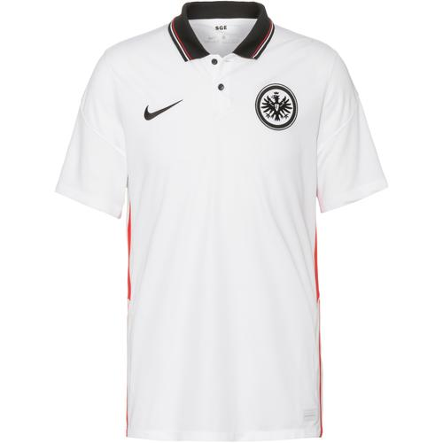 Nike Eintracht Frankfurt 20-21 Auswärts Trikot Herren in white-black, Größe S
