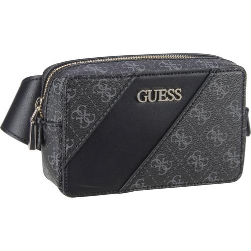 Guess Gürteltasche Camy Belt Bag Coal Multi (1.2 Liter)