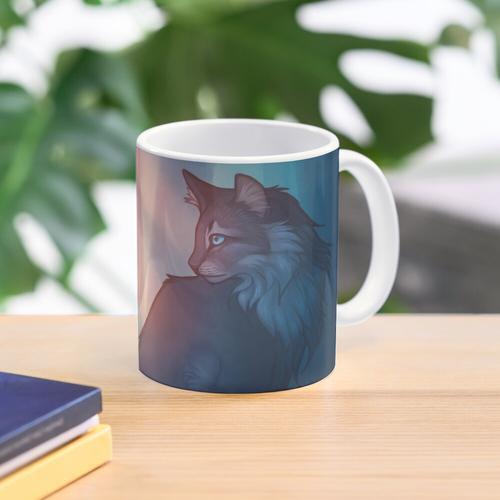 Warrior Cats Blaustern Tasse