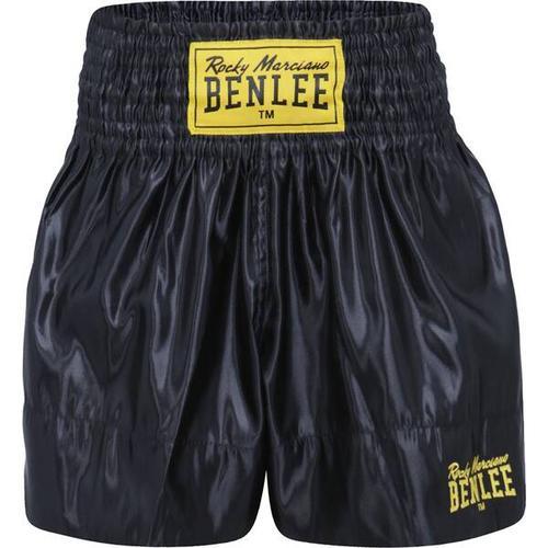 BENLEE Herren Thai Shorts UNI THAI, Größe XS in Schwarz