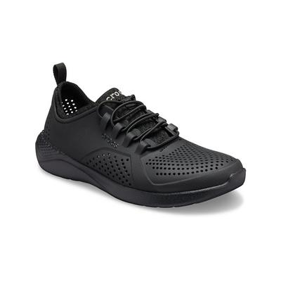 Crocs Black / Black Kids' Literide™ Pacer Shoes