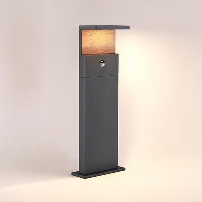 Lucande Lignus LED-Sockelleuchte...