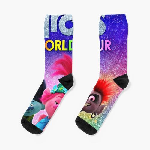 Trolls World Tour Socken