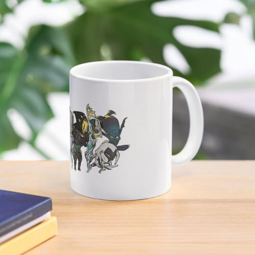 Warframe art Mug