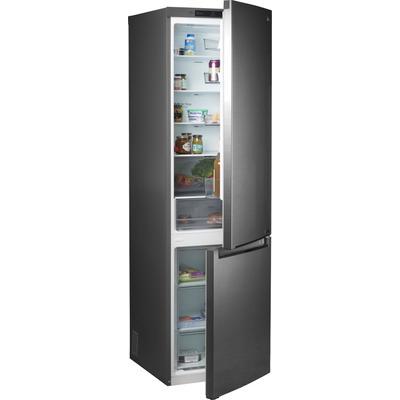 LG Kühl-/Gefrierkombination, GBP62DSNXN, 203 cm hoch, 59,5 breit D (A bis G) grau Kühl-/Gefrierkombination Kühlschränke SOFORT LIEFERBARE Haushaltsgeräte