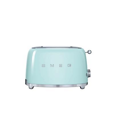 Toaster 2 tranches vert d'eau 95...