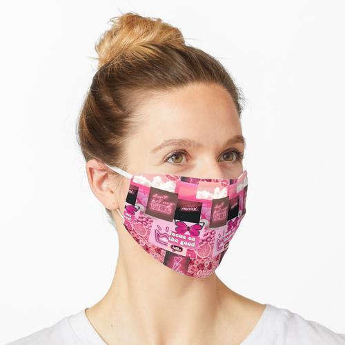 Leuchtreklamen Maske