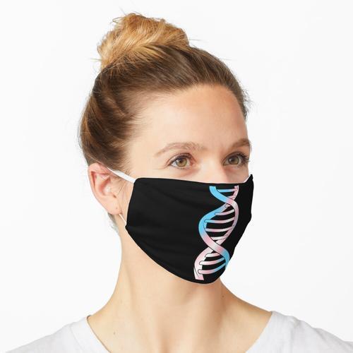 Transgender-DNA Maske
