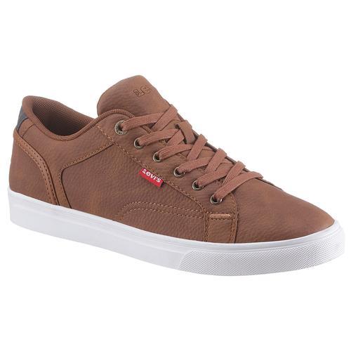 Levi's Sneaker Courtright, in schlichter Optik braun Herren Schuhe