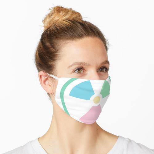 Radioaktive Pastelle Maske