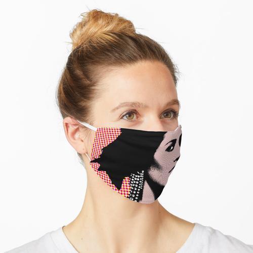 Marina Pop-Art Maske