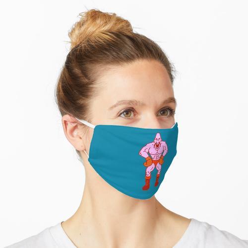 Soda Popinski - Ausstanzen Maske
