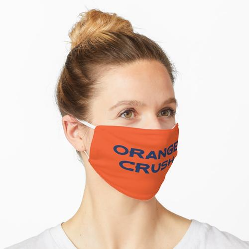 Orangensaft 1 Maske