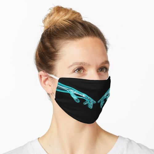 Elektromagnetische Inception Maske