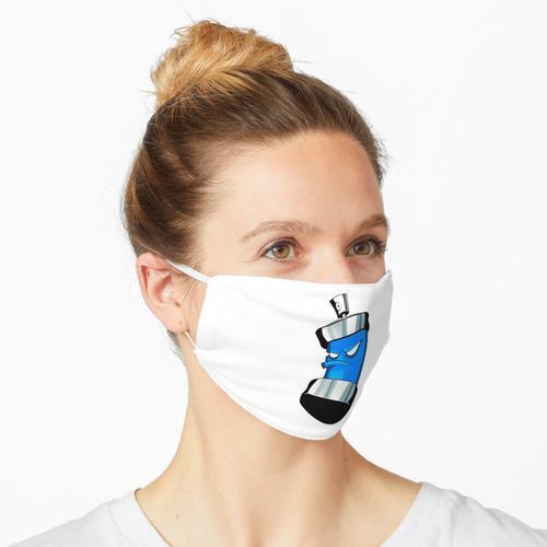 Bombe Aerosol Maske