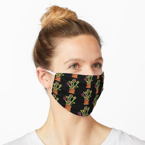 Venusfliegenfalle Maske