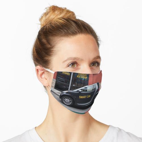 Beschriftung Maske