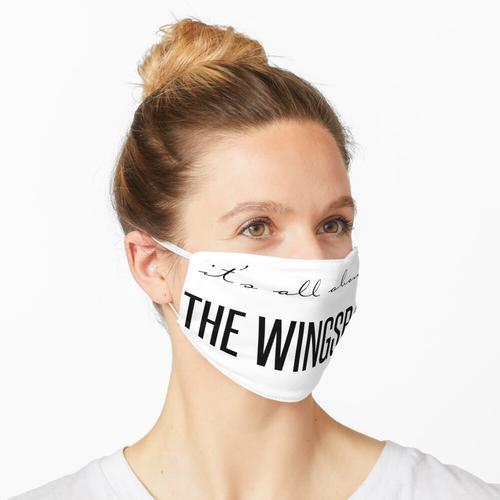 Es geht nur um die Spannweite Maske