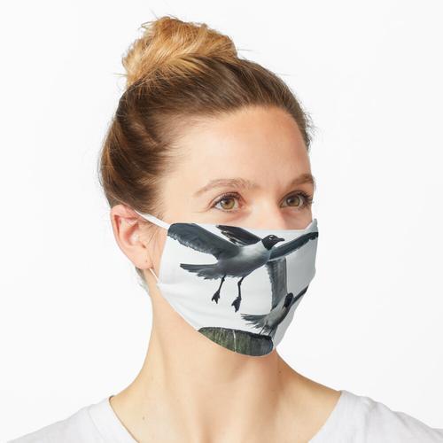 lachende Möwe Maske